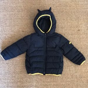 3c0e0686ed60 GAP Jackets   Coats - BabyGap Toddler Boys Batman Puffer Jacket Size 3T